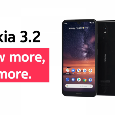 HMD starts rolling out the Android 11 update for the Nokia 3.2