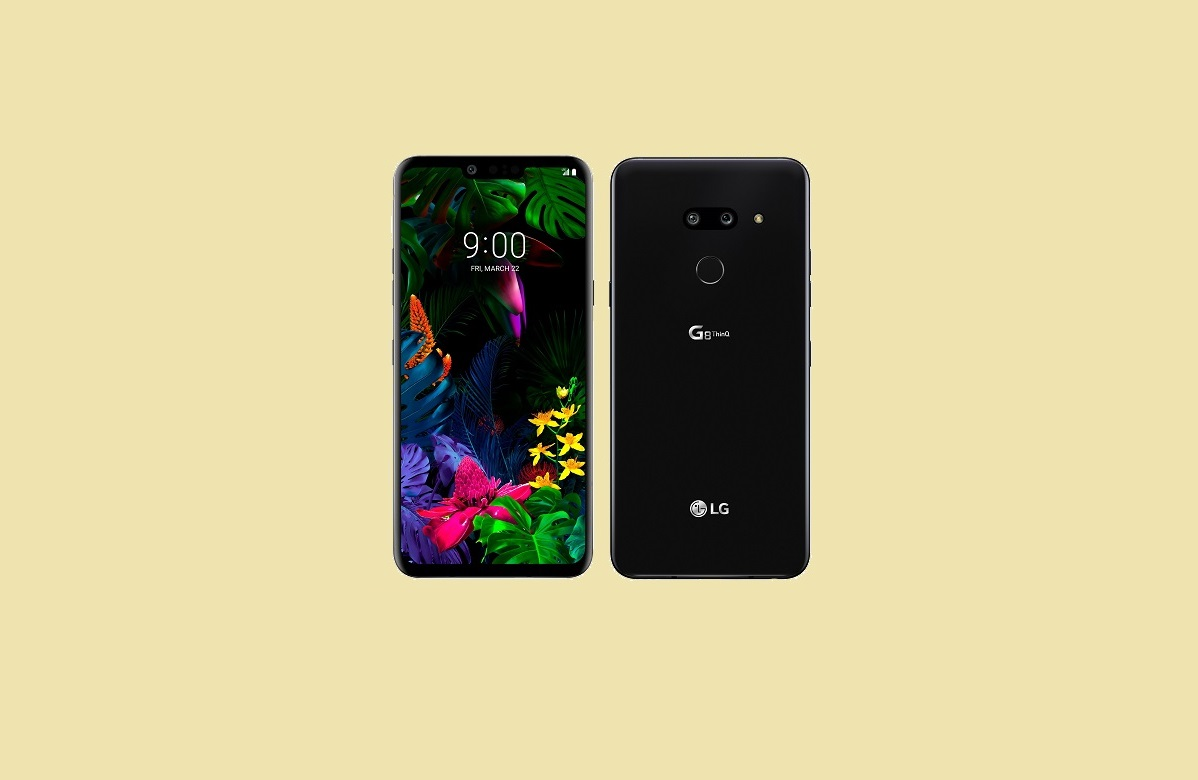 LG G8 ThinQ launches with 3D Face Unlock, Hand ID, and Air