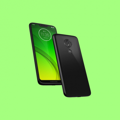 Motorola starts releasing the Android 10 stable update for the Moto G7 Power