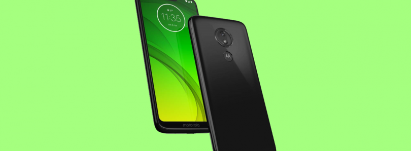 Motorola Moto G7 Power's kernel source code is now available