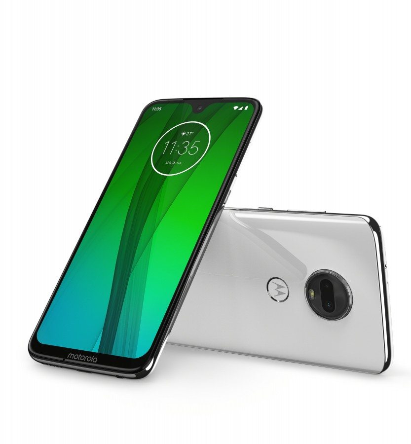 Motorola launches the Moto G7, Moto G7 Play, Moto G7 Power