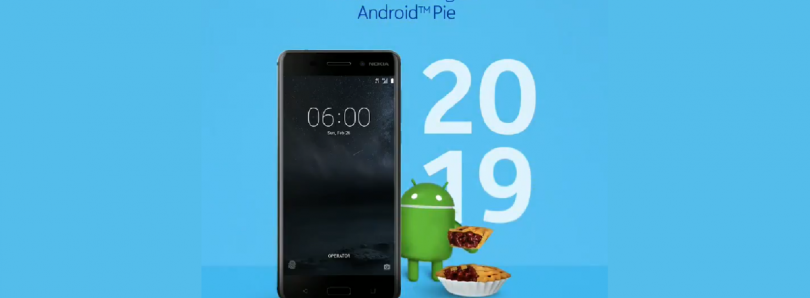 Nokia 6 starts receiving its Android Pie update