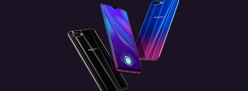 Oppo K1 with in-display fingerprint sensor and Qualcomm Snapdragon 660 launched in India for ₹16,990