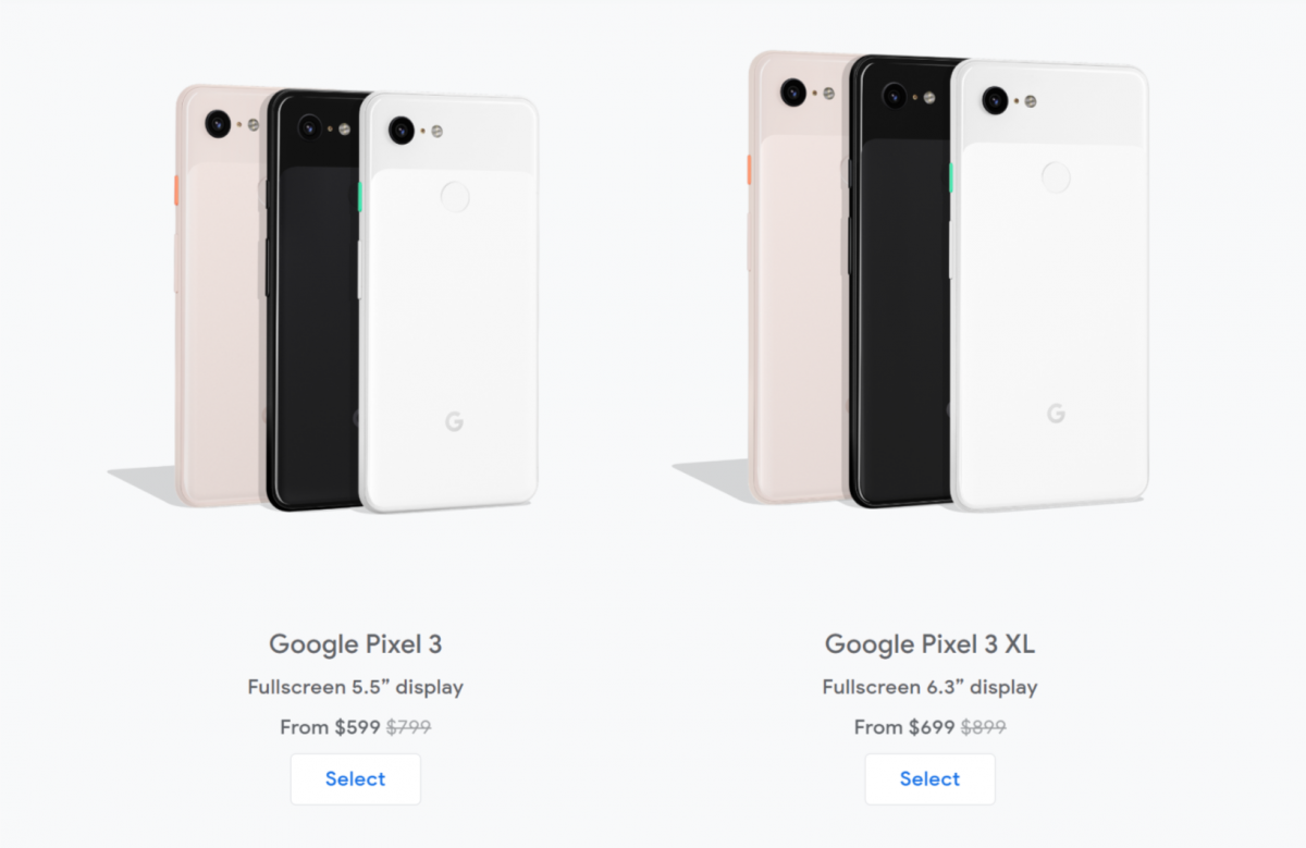 One of the most common complaints about the first generation of Pixel phones was their selling price after years of low-cost Nexus phones. The second and third generations of the Pixel line followed the same trend with premium pricing at launch, but now the Pixel 3 and the Pixel 3 XL can be bought at