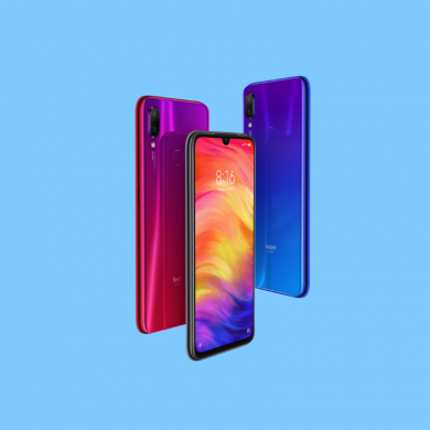 Xiaomi launches the Redmi Note 7 and Redmi Note 7 Pro in India, starting at ₹9,999 and ₹13,999