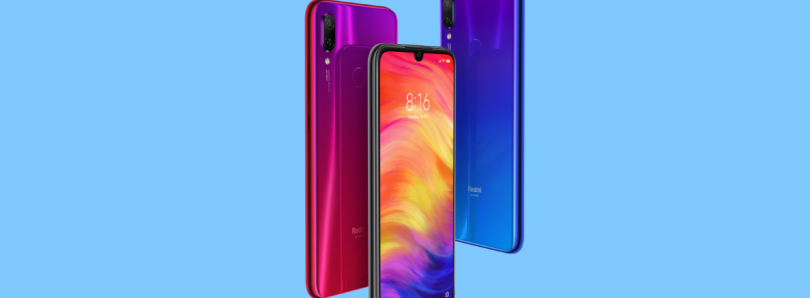 Redmi Note 7 Pro won't be sold outside of India or China