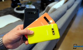 Samsung separates Bright Night into its own mode in the Galaxy S10's latest update