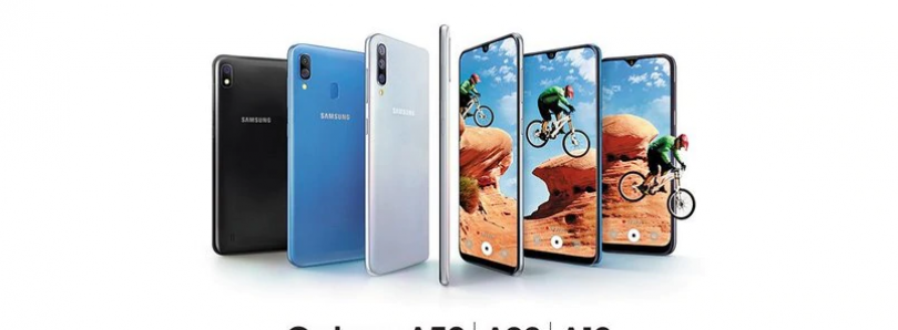 Samsung has sold 2 million units of the Galaxy A10, A30, and A50 over 40 days in India