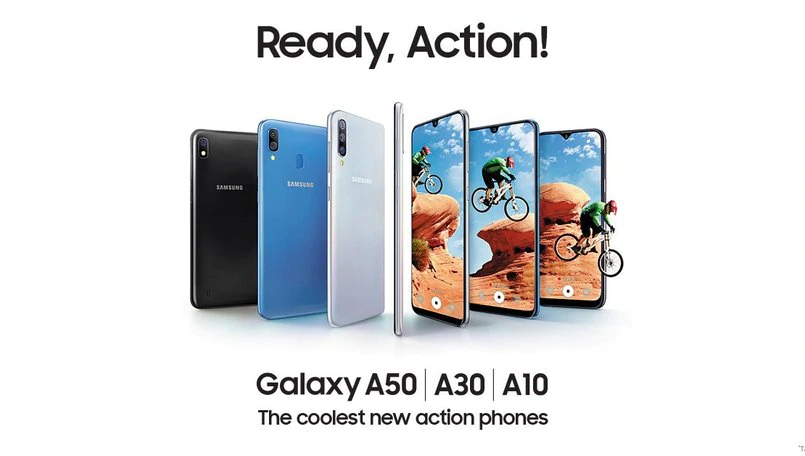 Samsung Launches The Galaxy A10, Galaxy A30, And Galaxy