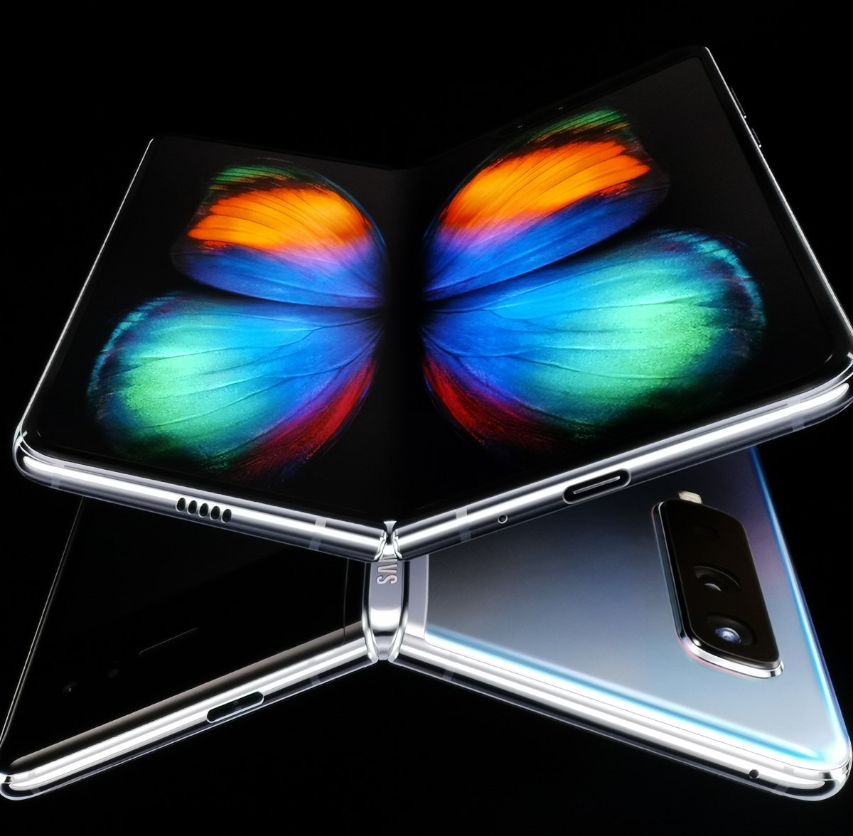Samsung Galaxy Fold is the first foldable smartphone and it