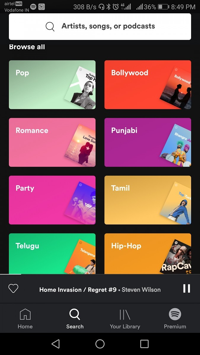 Spotify goes live in India with Premium pricing on par with