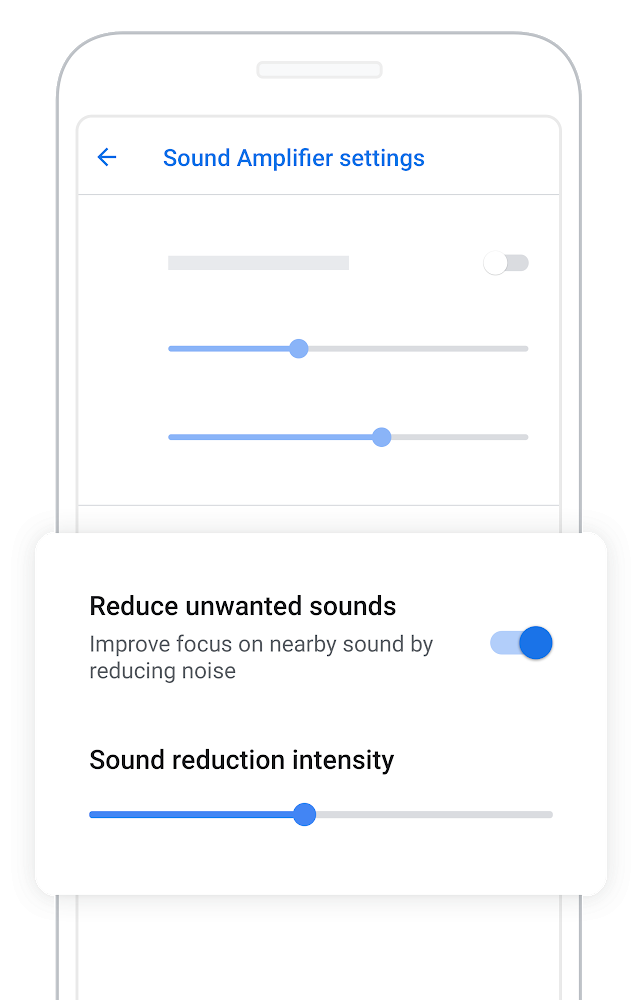 Update: New Sound Amplifier Release] Live Transcribe and