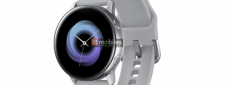 The Samsung Galaxy Sport may launch soon as a fitness-oriented Galaxy Watch
