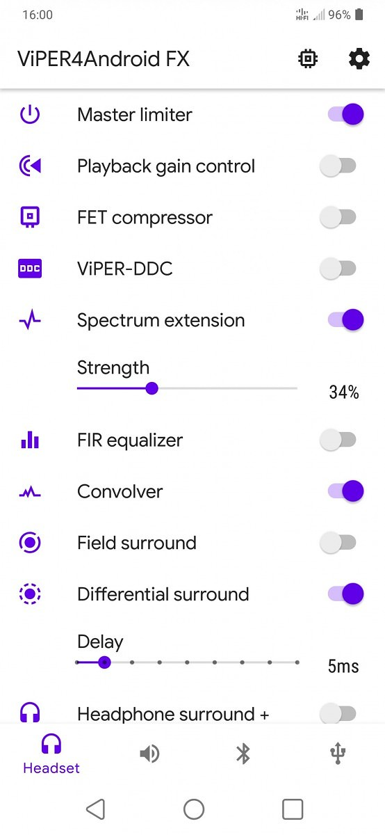 Viper4Android hits version 2 7 with a new UI, in-app profile