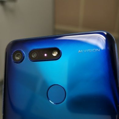 How the TOF sensor in the Honor View20 powers Magic AR