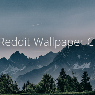 Wallpaper Changer for Reddit automatically updates your home/lockscreen wallpapers from your favorite subreddits