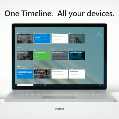 "Microsoft releases ""Web Activities"" Chrome extension to sync browsing history with native Timeline"