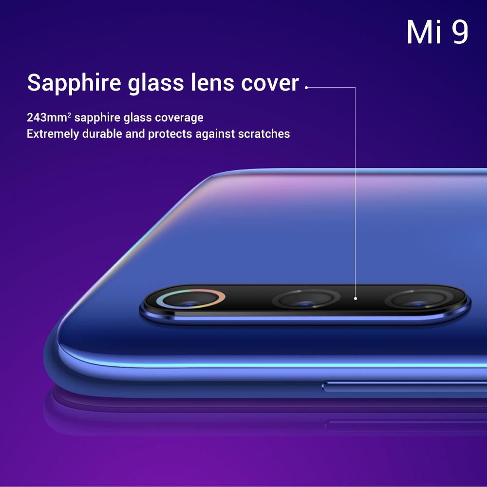 Xiaomi Mi 9 launches with Qualcomm Snapdragon 855 and 48MP