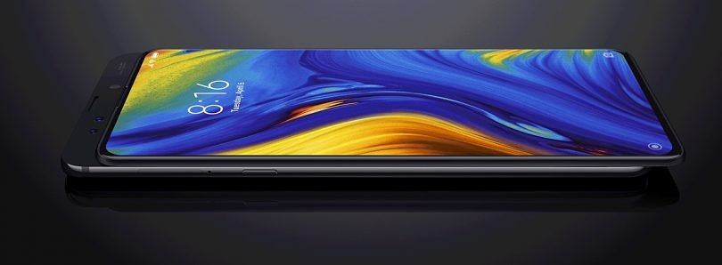 Xiaomi unveils the 5G Mi Mix 3 with the Qualcomm Snapdragon 855 for €599