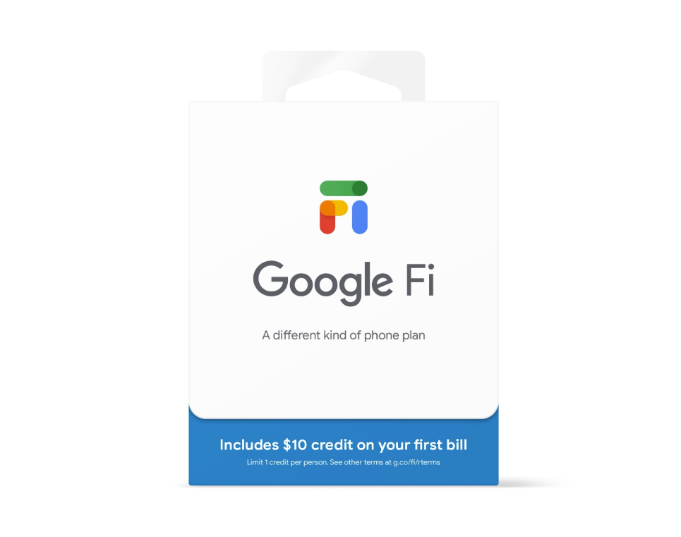 Google Fi SIM cards are now on sale at Best Buy