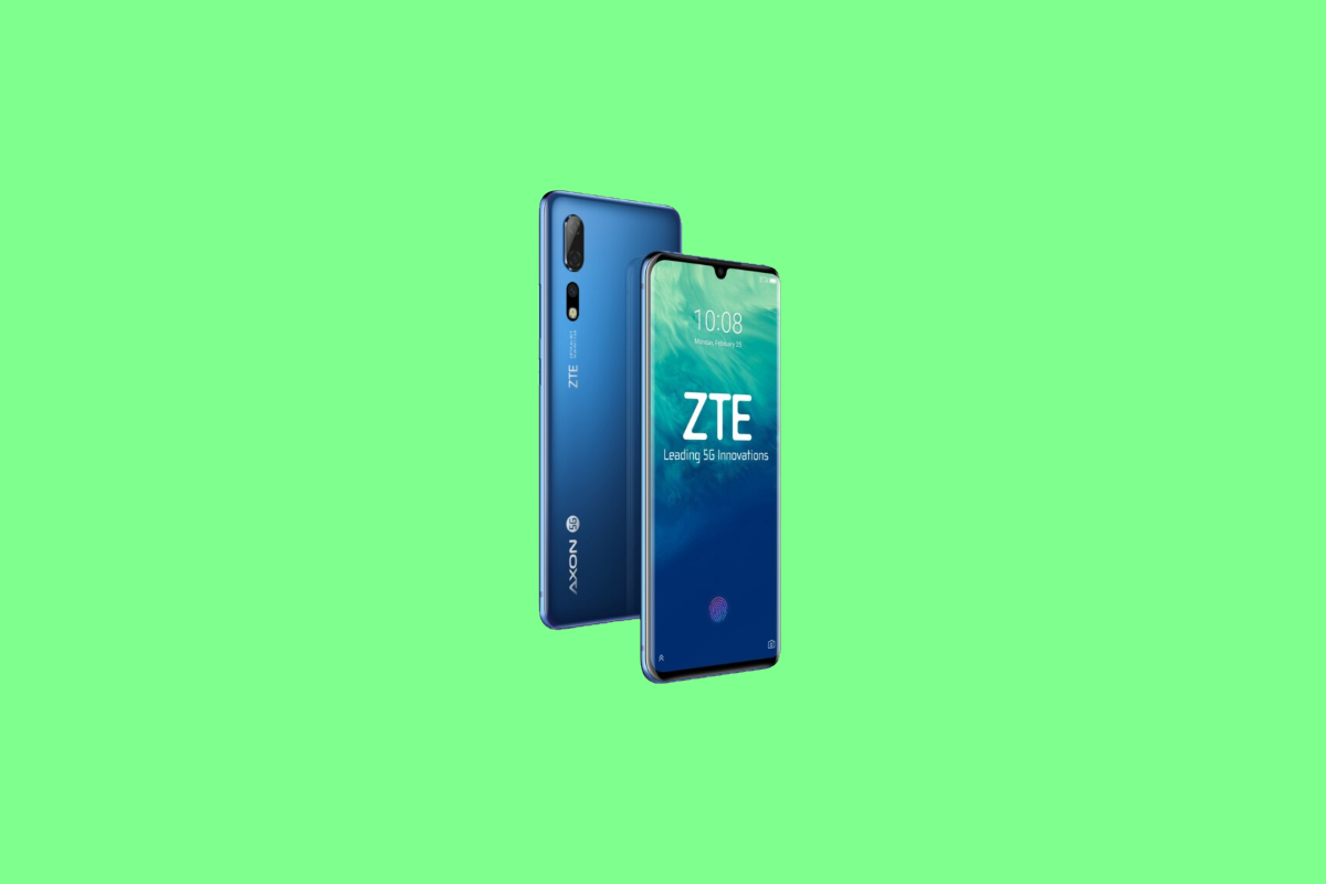 Download ZTE Axon 10 Pro wallpapers and live wallpaper APK