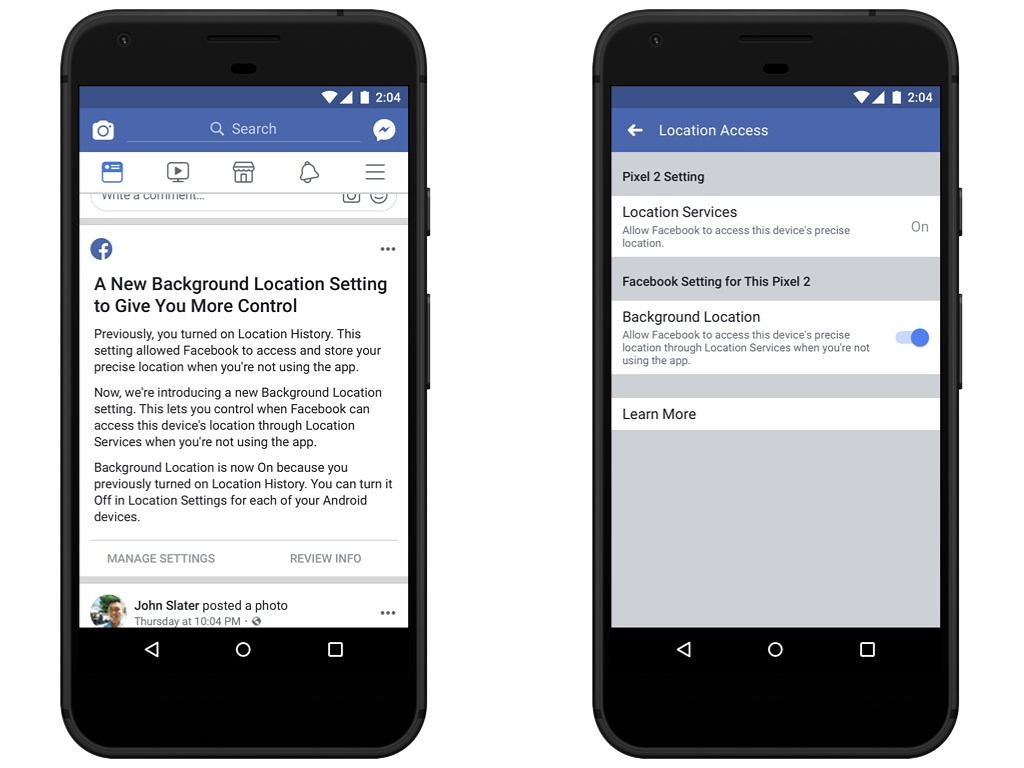 Update: Phasing Out in Android 10] Facebook for Android gets