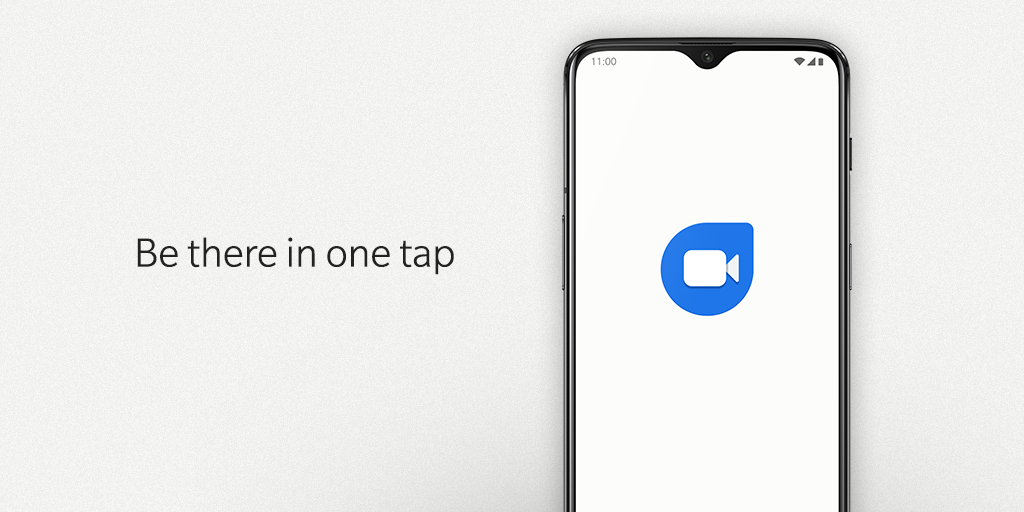 Image result for oneplus google duo