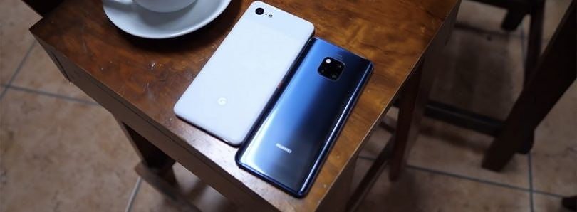 Google Pixel 3 XL vs Huawei Mate 20 Pro Camera Review: Comparing the Best Smartphone Cameras