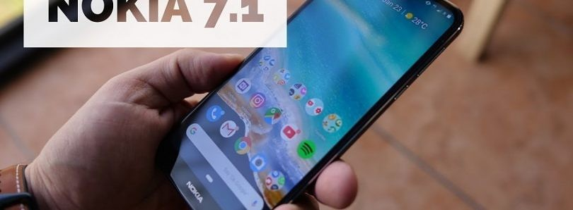 Nokia 7.1 Video Review – Dear HMD Global: Please Do More Of This!