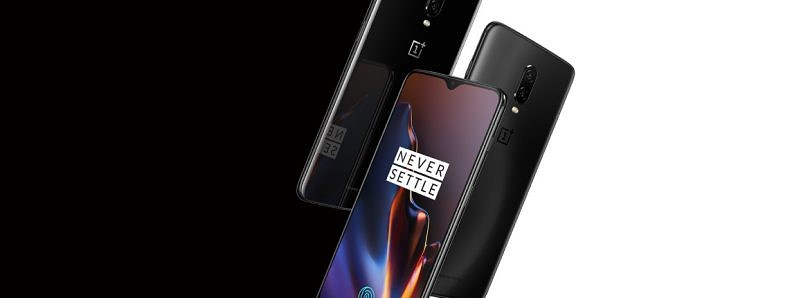 OnePlus 6T price dropped to $549 alongside the OnePlus 7 Pro launch