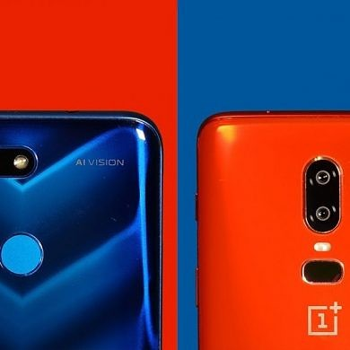 Affordable Flagship Camera Stand-off: OnePlus 6T/6 vs Honor View20