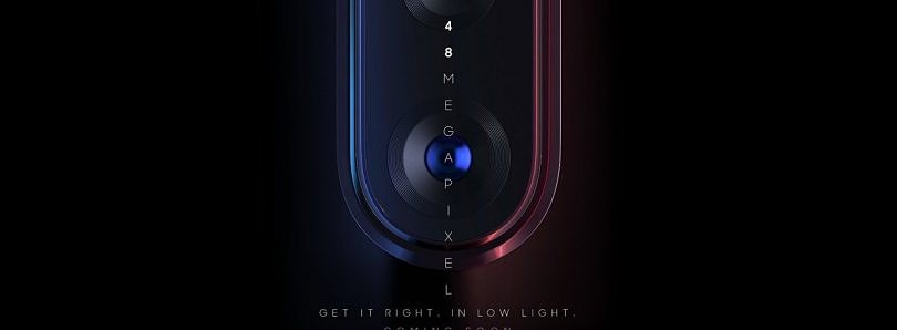The OPPO F11 Pro is coming soon to India with a 48MP camera