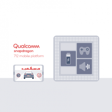 Qualcomm announces the Snapdragon 712 with a slight performance bump over the Snapdragon 710