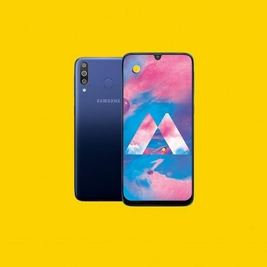 Android 10 rolling out to Samsung Galaxy M20 and Galaxy M30 in India