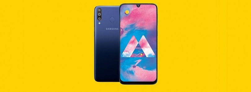 Samsung Galaxy M30 launched in India with triple cameras and Super AMOLED Infinity-U display