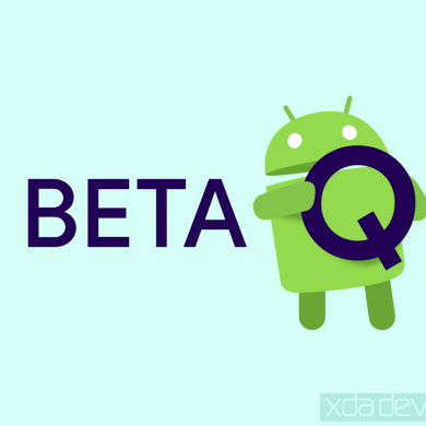 How to install the Android Q Beta GSI on your device so you can test your apps