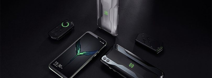 Xiaomi Black Shark 2 is official with the Snapdragon 855 and up to 12GB of RAM
