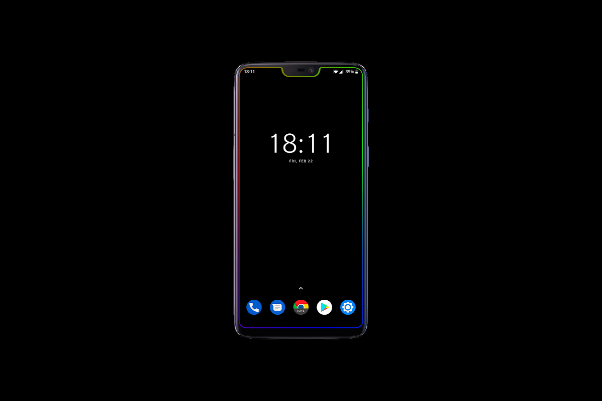 Borderlight Live Wallpaper Gets Updated To Support The