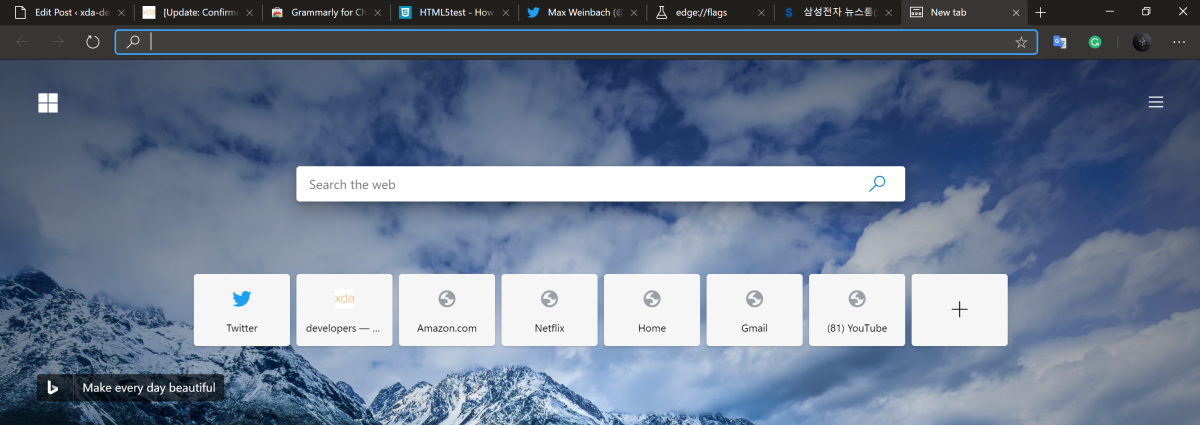 Hands-on with the new Microsoft Edge browser based on Chromium