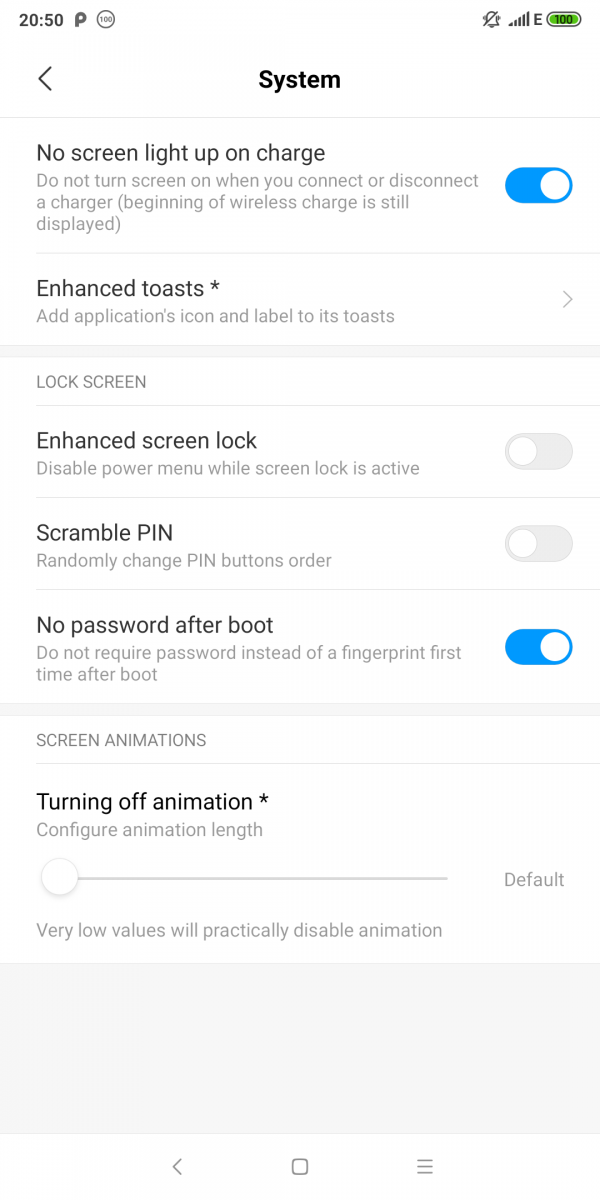 CustoMIUIzer is an Xposed Module to customize MIUI 10 based