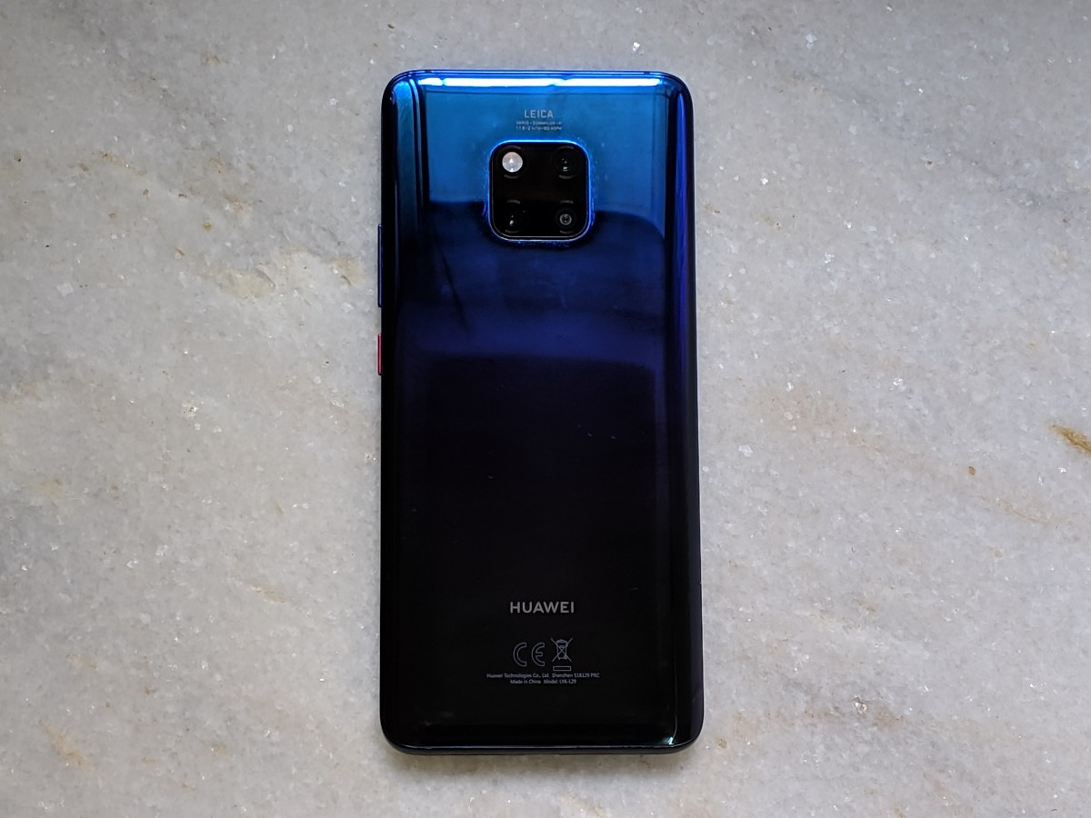 Huawei Mate 20 Pro Review: 2018's Best Still Impresses in 2019