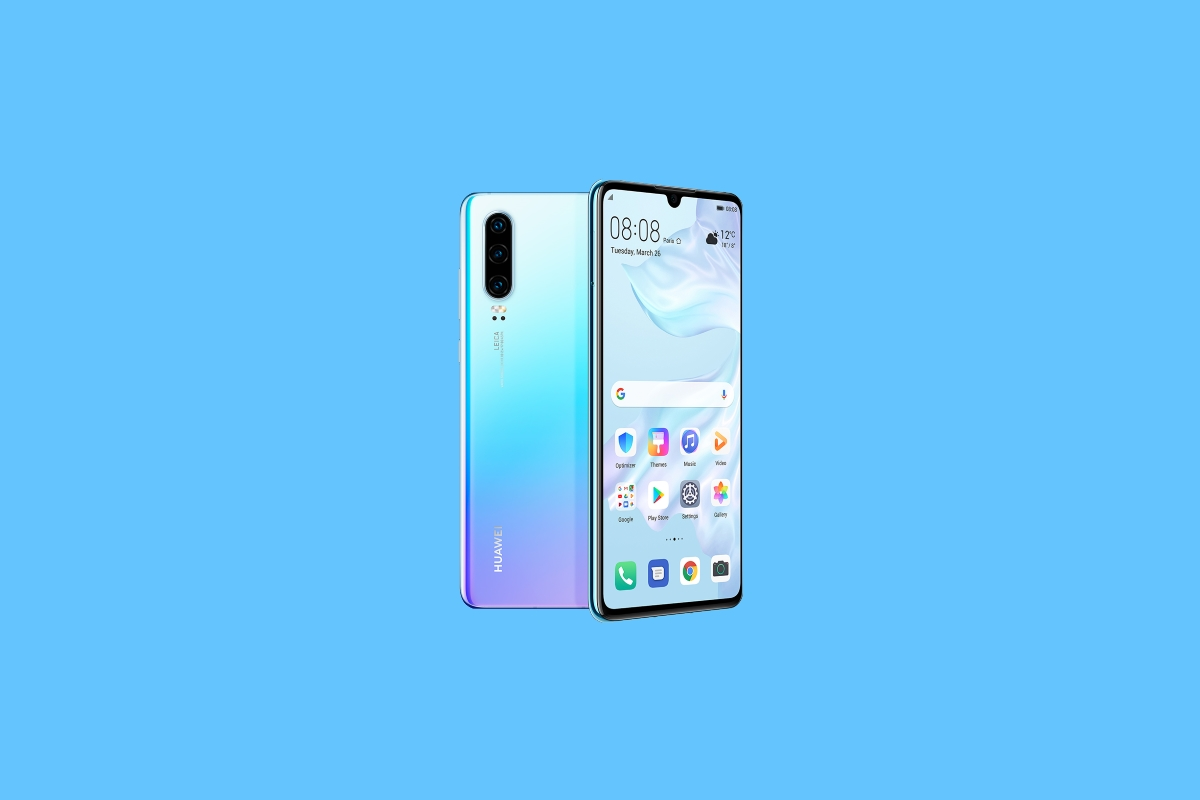 Download the Huawei P30's wallpapers and EMUI 9 themes