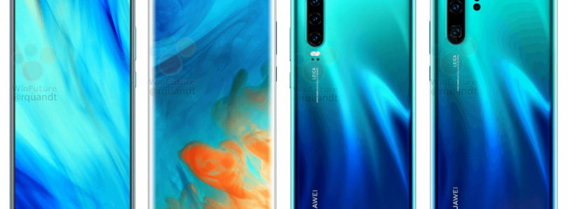 Huawei P30 and P30 Pro leaked specs reveal powerful camera setups