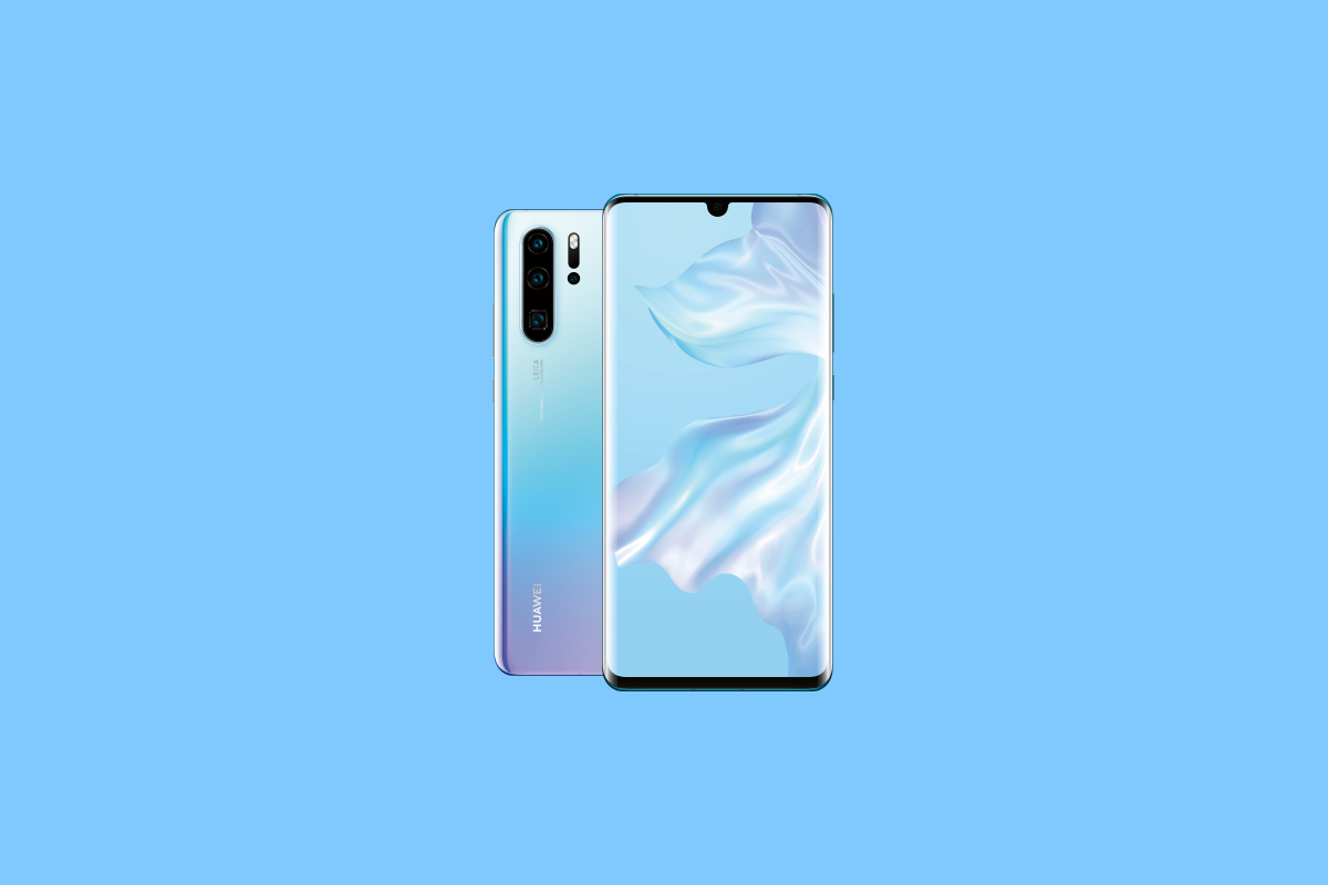 Huawei P30 Pro's first update lets third-party notifications