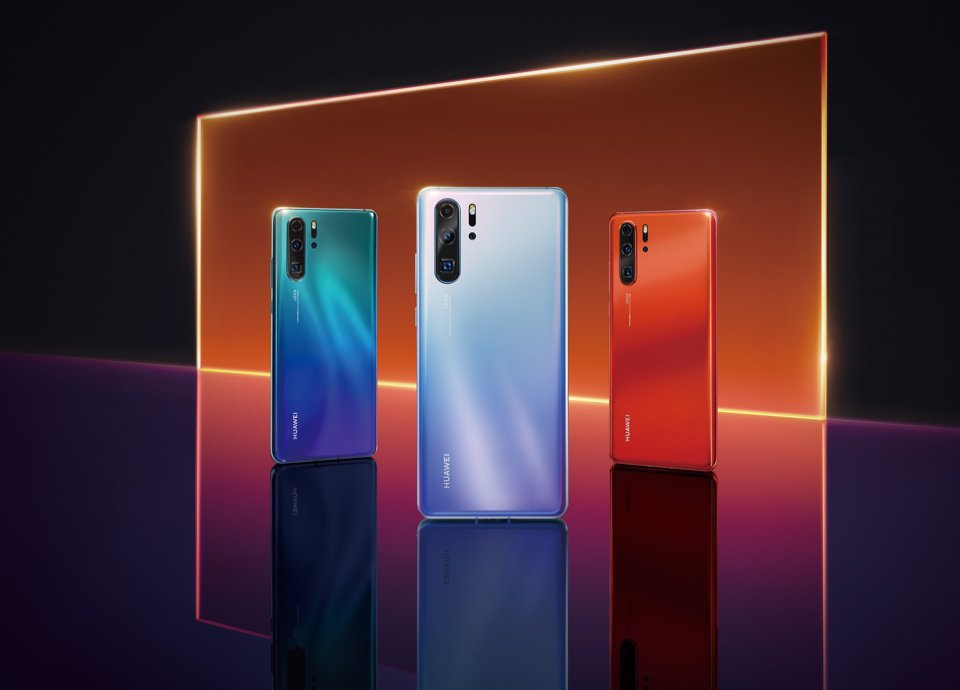 Huawei P30 Pro update adds DC Dimming, low-latency Bluetooth