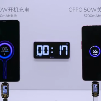 Xiaomi demos its insane 100W Super Charge Turbo technology that charges 0-100% in 17 mins