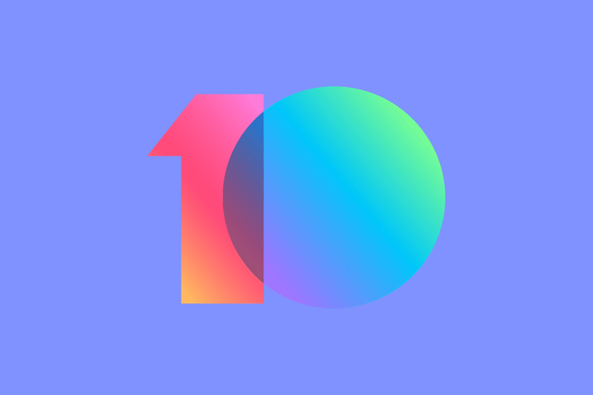 Xiaomi rolls out MIUI 10 3 2 0 to the Mi Mix 2S and Mi Note