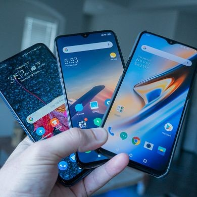 OnePlus 6T Vs. Xiaomi Mi 9 Vs. Honor View20: Comparing The Three Best Flagship Smartphones for Value