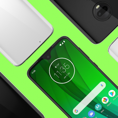 Motorola Moto G7 goes on sale in the US with support for Google Fi, Verizon, Sprint, T-Mobile, and AT&T