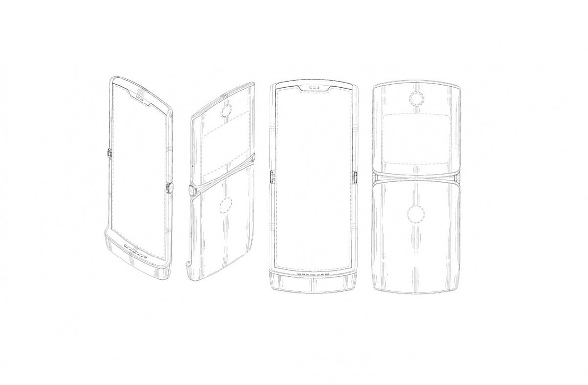 Software Features of the Motorola Razr Foldable Phone Emerge Online